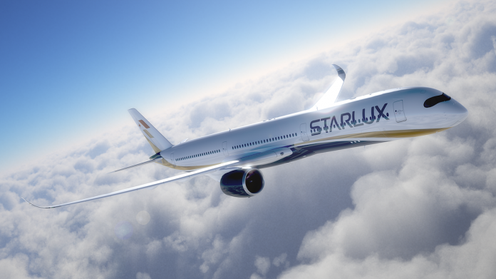 North American routes planned by Starlux Airlines