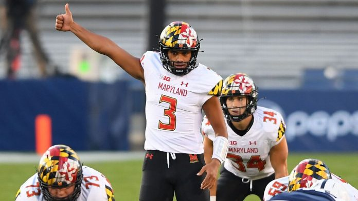 Penn State Nietzsche Lions went down 0-3 as the Maryland Terrapins QB towel would roll behind Tagovaloa