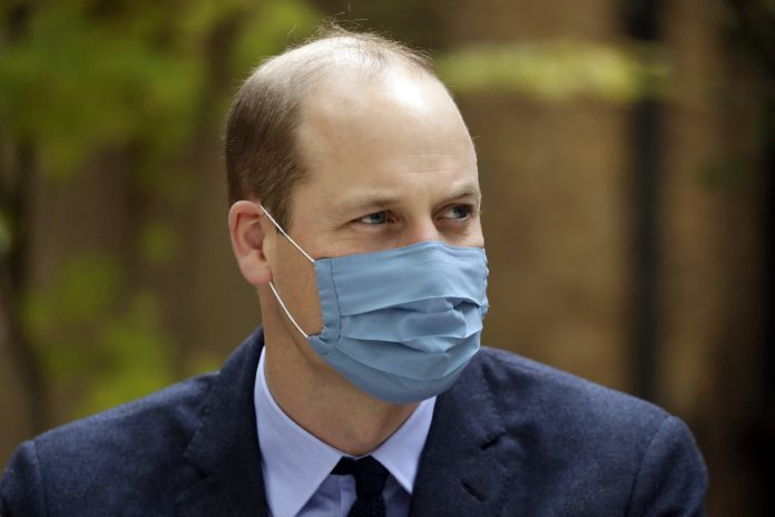 Prince William 'had coronavirus in April, but kept war a secret to avoid worrying nation'