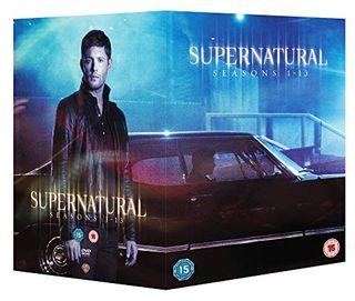 Supernatural: 1-13 [DVD] [2018]