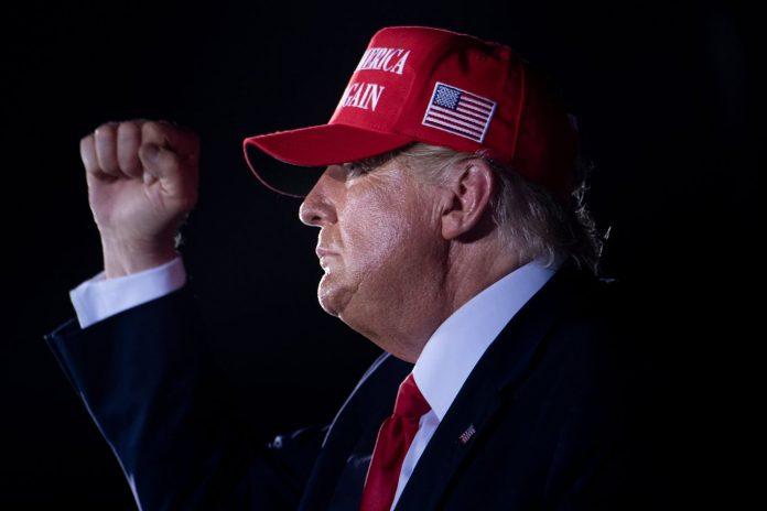 Trump privately discusses 2024 runs