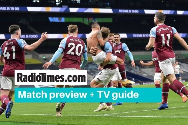West Ham vs Fulham Which TV channel is on?  Kick time and live stream