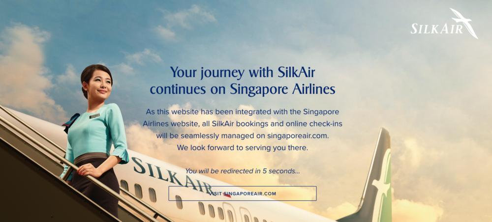 Singapore Airlines Silkair