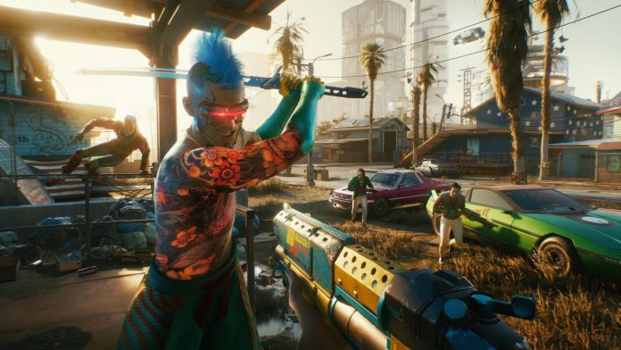 Don't worry if your 'Cyberpunk 2077' Steam download stops 57.4 GB