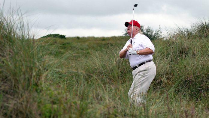 Scotland, Trump's Golf Course No Longer Protected Area