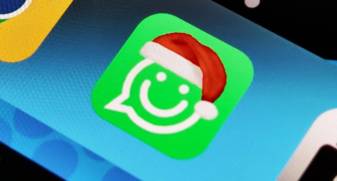 WhatsApp |  How to change icon  Christmas 2020 |  Logo |  Mark |  Application  Apps  Smartphone |  Cell phone |  Tutorials  Trick |  Viral |  United States of America |  Spain |  Mexico |  Nnda |  Nnni |  Game-PLAY
