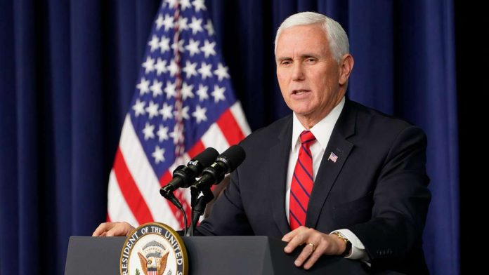 Donald Trump: Violent rift?  Mike Pence plans to leave USA in January -