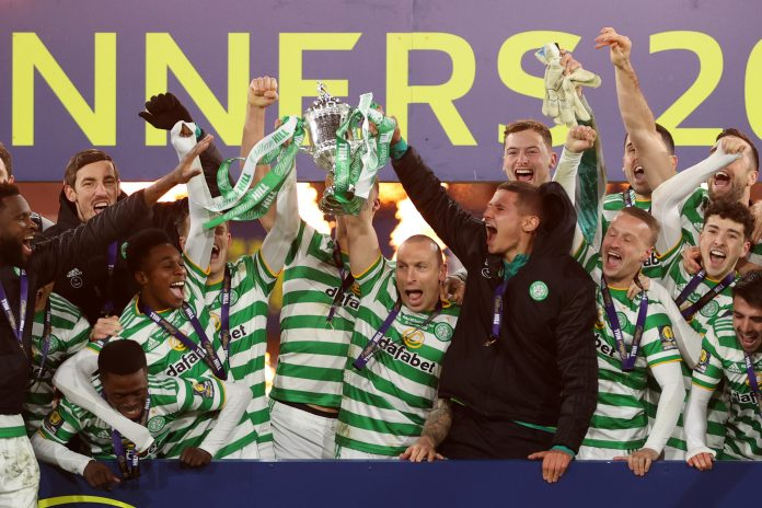 Celtic win their 40th Scottish Cup and overcome the crisis