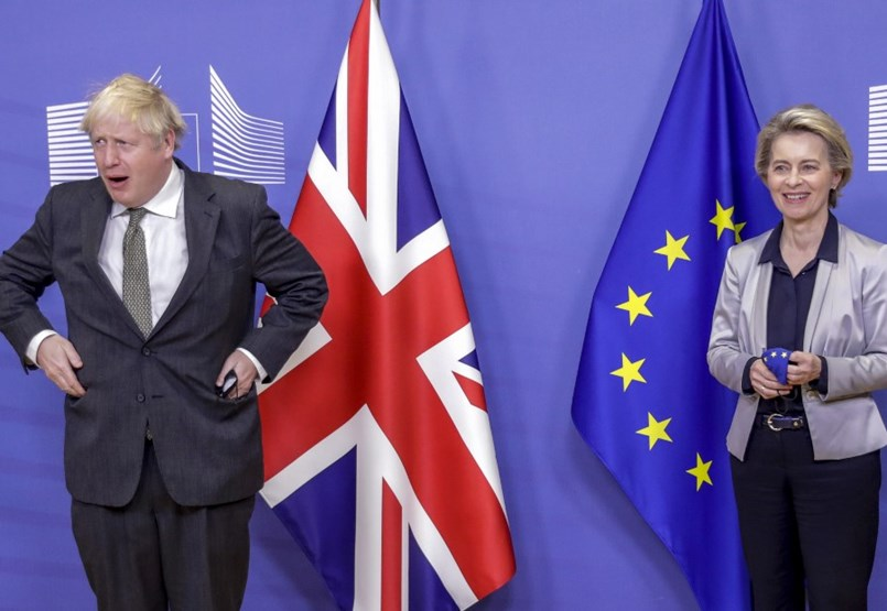 Brexit agreement reached on future relations between EU and British