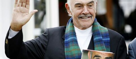 James Connery in 2008 in Edinburgh