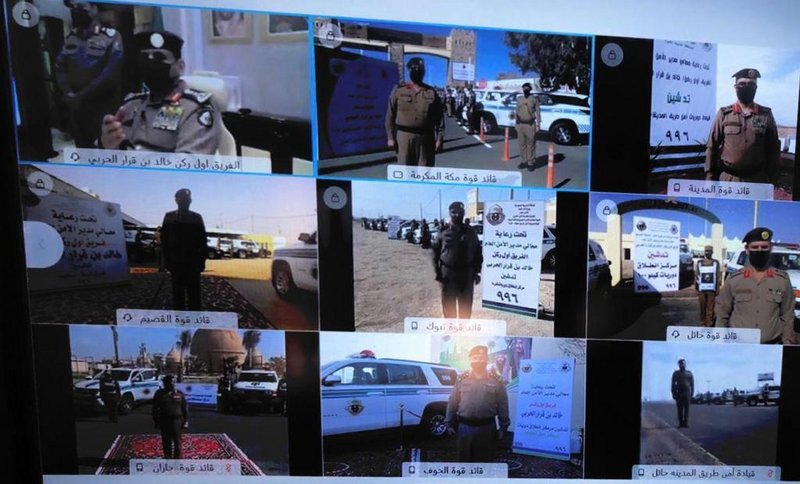 Director of Public Safety inaugurates 7 centers to start road safety patrol in many areas