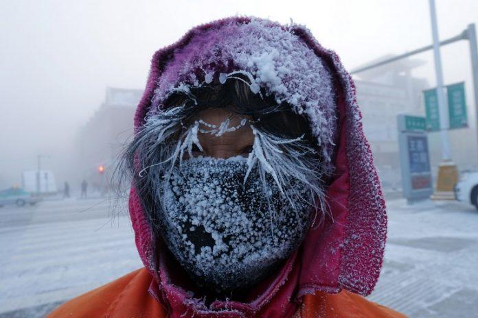 Mongolia: Russian-Siberian anticyclone brings an accurate record of atmospheric pressure