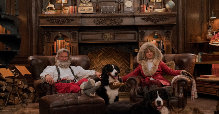 24 modern Christmas movies that can now be streamed
