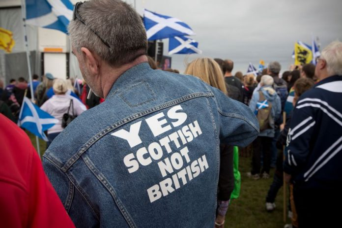 Brexit and Scotland's future keep coming