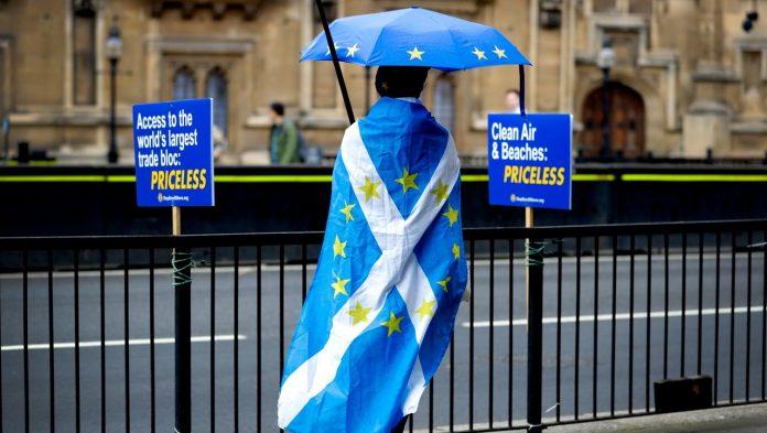 Brexit follow-up agreement: Scotland and Northern Ireland rebel against legislation