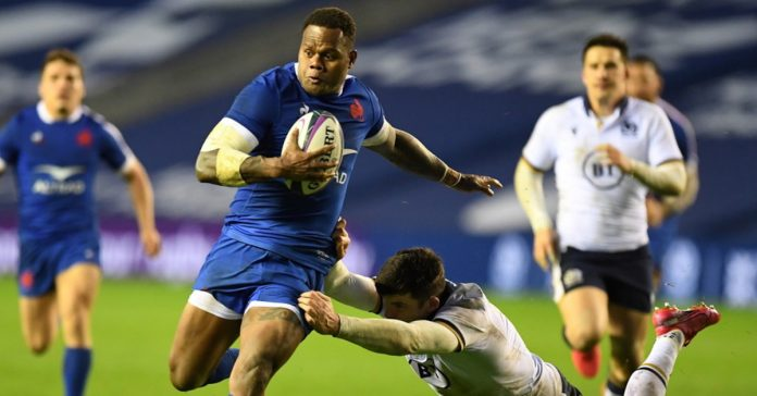 France takes revenge on six countries: Scotland beat 22-15