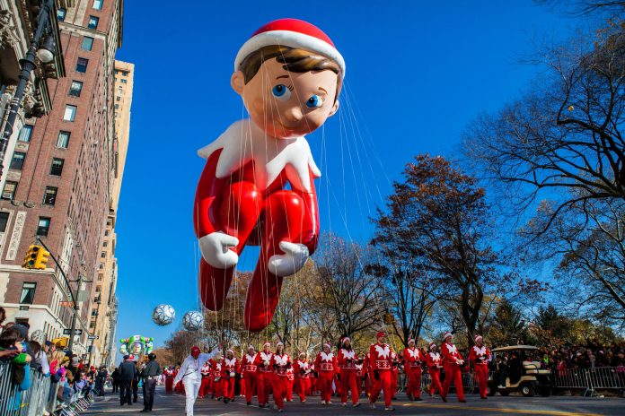 How an elf began on the shelf tradition