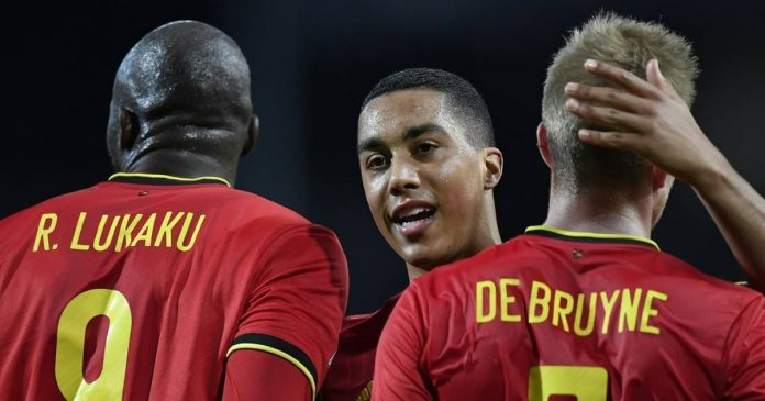 Italy and Belgium complete the nations league finals