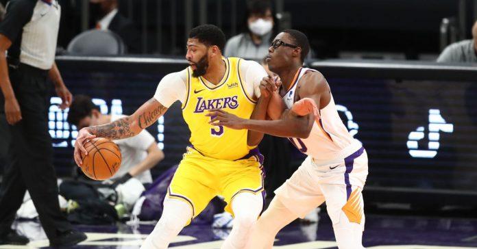Lakers vs. Sons Final Score: Anthony Davis lights up the win