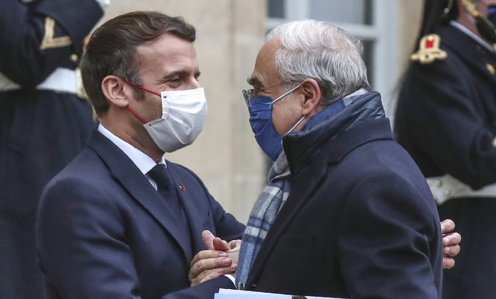 Macron of France blames his COVID-19 for negligence, bad luck