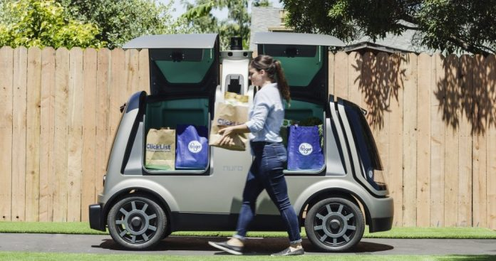 Neuro Opens a New Era: Permits for Self-driving Deliveries Arrives