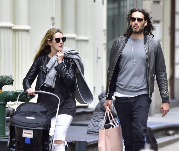 Russell Brand never did this for his children