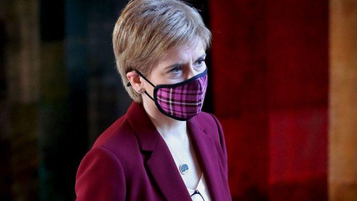 Scotland: Prime Minister Nicola Sturgeon, wants to join EU soon