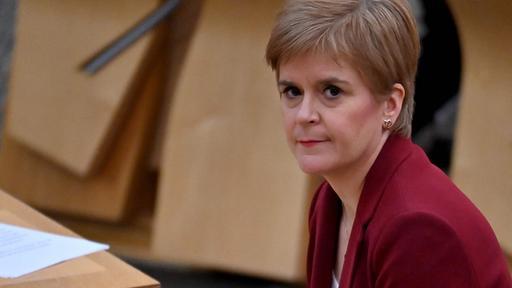 Scotland: Sturgeon's vision of independence