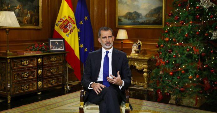 Spanish king Felipe indirectly criticized Juan Carlos royalty