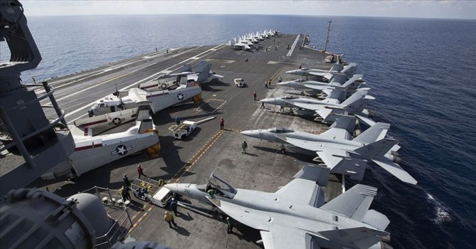 US recalled aircraft carrier 'USS Nimitz' from Middle East