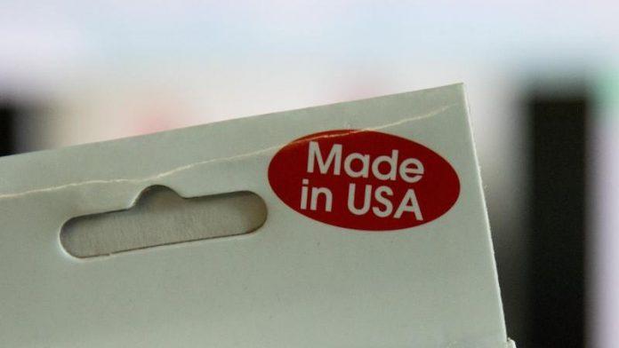 World Trade - UK has imposed punitive duty on US products - economy