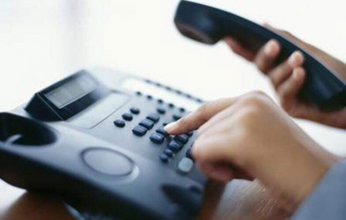 Link to inquiry and pay landline bill .. December