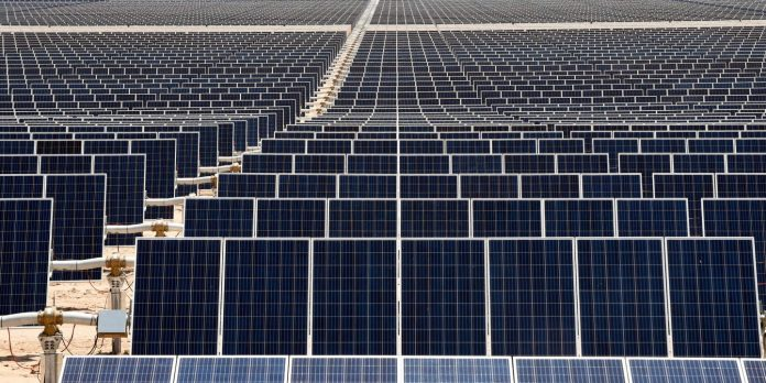 Renewable energy champions now compete with oil and gas majors