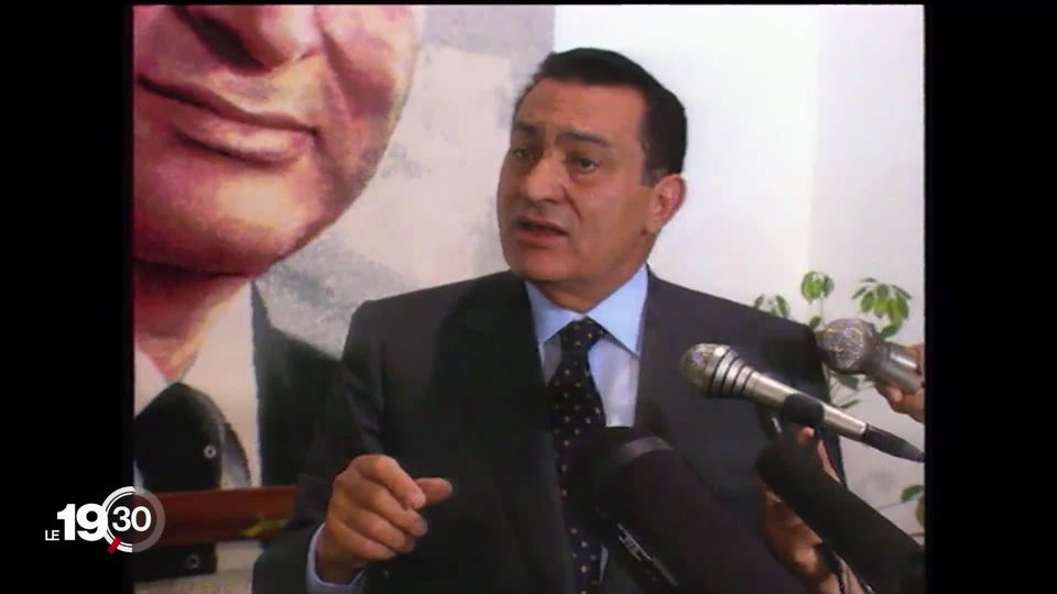 Former Egyption President Hosni Mubarak died in Cairo.  He was 91 years old. [RTS]