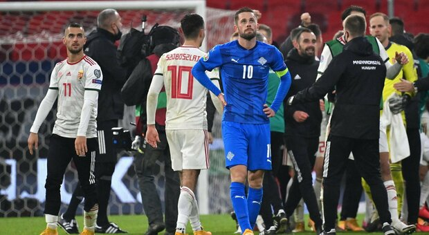 Slovakia, Macedonia, Scotland and Hungary by Marco Rossi in the final stages of Euro 2020