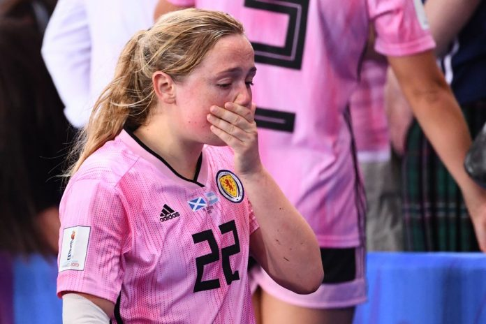 Erin Cuthbert on 'hate' football after World Cup heartbreak in Scotland: 'I needed time'