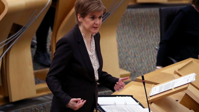 Scotland ready for lockdown, as Johnson announces new sanctions for England