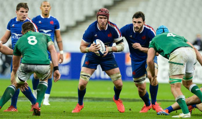 A new blue group for Scotland-France