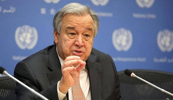 Guterres calls for Washington and Tehran to work together on nuclear deal