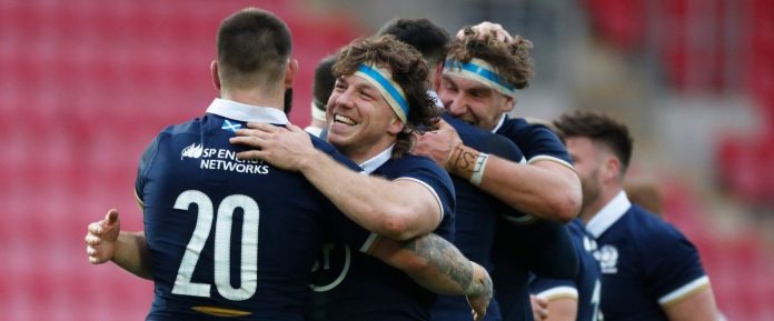Autumn Nations Cup (D1): Scotland had the last word on Italy