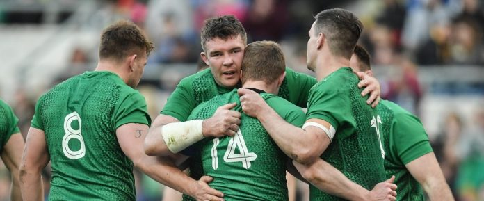 Autumn Nations Cup: Ireland dismisses Scotland and takes third place