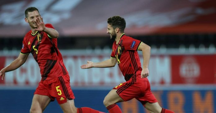 Belgium in final four after defeating England
