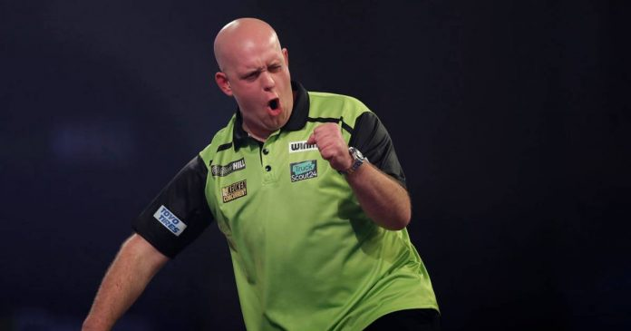 Darts World Cup 2021: Michael van Gerwen continues with a gala