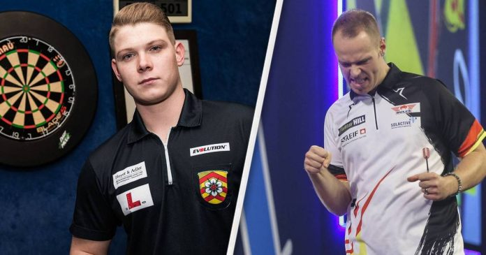Darts World Cup 2021 today on TV, Stream and Ticker with Hopp, Kurz, MvG LIVE