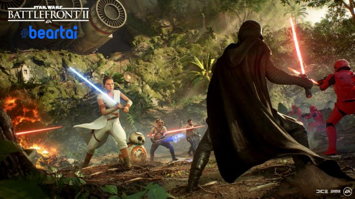EA revealed that Star Wars Battlefront 2 has added 19 million new players.