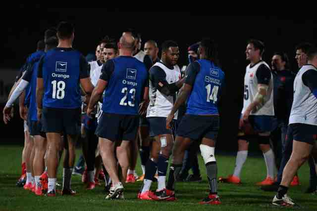 Eight changes for France's XV against Scotland?