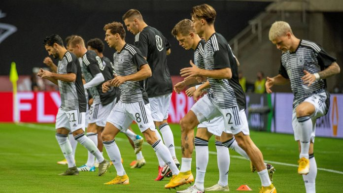 Germany in the draw for the World Cup qualifier in the Best Pot