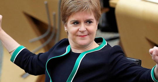 How Scotland intends to force it to pass for independence