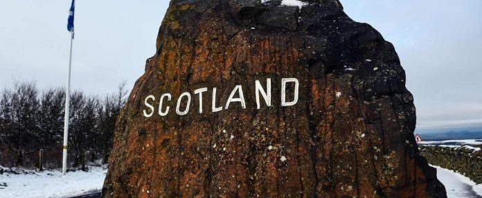 In Scotland, we are looking for something to drink: a future freedom?