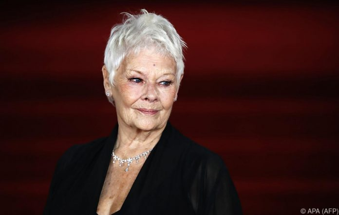 Judy Dench takes her name from a clairvoyant